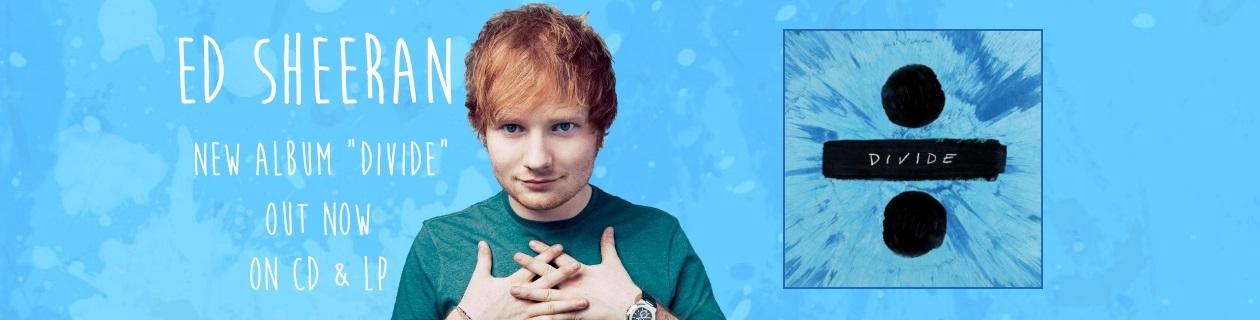 Ed Sheeran's Divide Coming Soon!