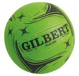 Gilbert Pulse Netball-Lime (Size 5)