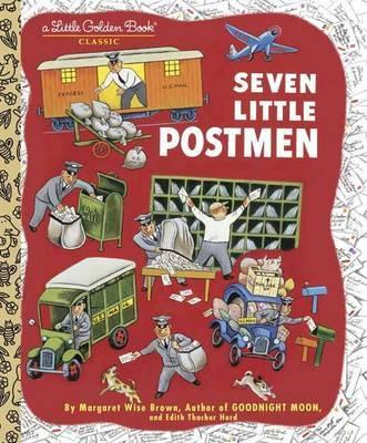 Seven Little Postmen by Golden Books image