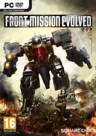 Front Mission: Evolved for PC Games