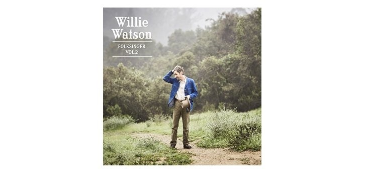 Folksinger Vol. 2 by Willie Watson image