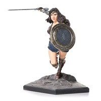 Justice League: Wonder Woman - Wonder Woman - 1:10 Scale Art Statue
