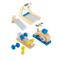 Hape: Doll Home Gym