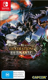 Monster Hunter Generations Ultimate for Nintendo Switch