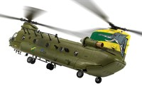 1/72 Chinook: RAF 27 Sqn