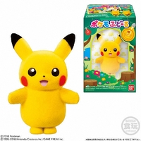 Pokemon: Poke-mofu - Mini-Figure (Assorted)