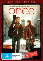 Once - Limited Edition (DVD And CD) on DVD