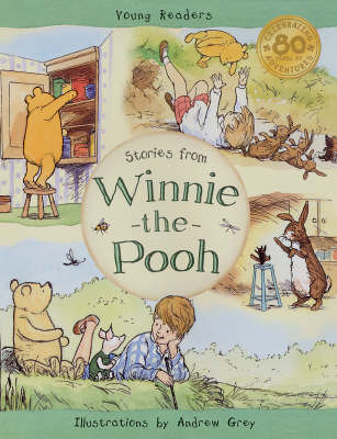 Stories from Winnie-the-Pooh by A.A. Milne image