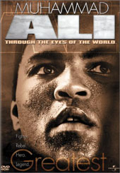Muhammad Ali - Through The Eyes Of The World on DVD