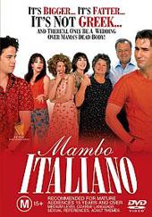 Mambo Italiano on DVD