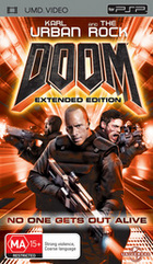 Doom (2005) for PSP
