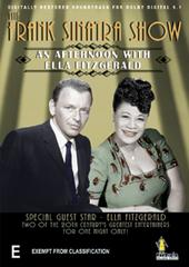 Frank Sinatra Show, The - An Afternoon With Ella Fitzgerald on DVD