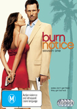 Burn Notice - Season 1 (4 Disc Set) DVD