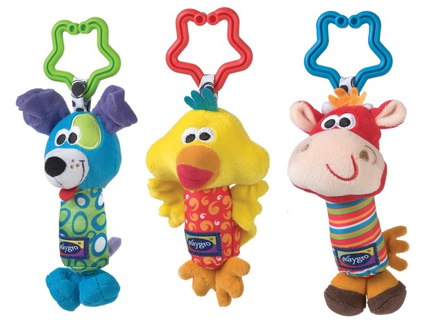 Playgro Tinkle Trio Attachments