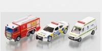 Siku NZ Emergency Set - Series III