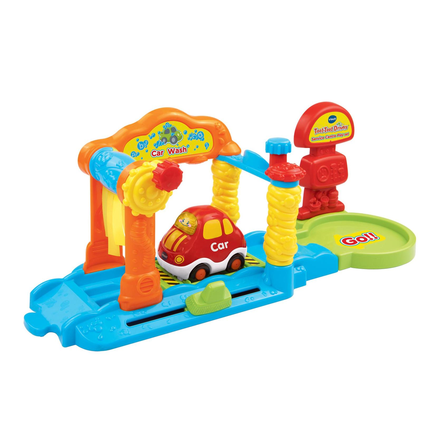 VTech: Toot-Toot Drivers Service Centre image