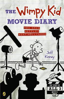 The Wimpy Kid Movie Diary Volume 3 by Jeff Kinney