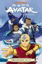 Avatar the Last Airbender: North and South, Part One by Gene Luen Yang
