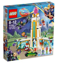 LEGO Super Heroes: Super Hero High School (41232)