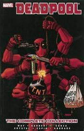 Deadpool: The Complete Collection Volume 4 by Daniel Way
