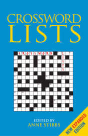 Crossword Lists image