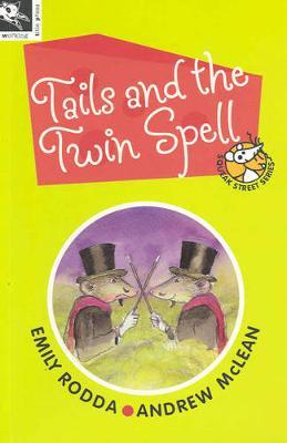 Tails and the Twin Spell by Emily Rodda image
