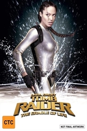 Lara Croft Tomb Raider 2: The Cradle Of Life on UHD Blu-ray