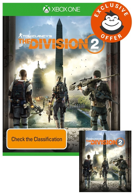 Tom Clancy's The Division 2 for Xbox One image