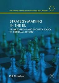 Strategy-Making in the EU by Pol Morillas image