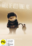 Where The Wild Things Are on DVD