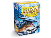 Dragon Shield Matte Sapphire Sleeves