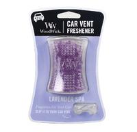 WoodWick Lavender Spa Car Air Freshener Clip