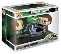 Ghostbusters: Banquet Room - Pop! Movie Moment Figure image