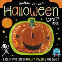 Halloween Activity Book by Make Believe Ideas, Ltd.