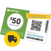 Mighty Ape $50 Gift Voucher image