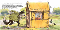 Pigs In Sheds by Peter Millett