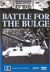 Archive Of War - Battle For The Bulge on DVD