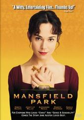Mansfield Park on DVD