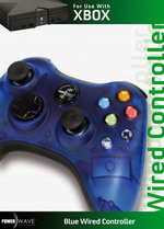 Powerwave 360 Shape Light Blue for Xbox