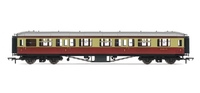 Hornby BR Hawksworth 1st Class 00 Gauge Coach - pre 1956