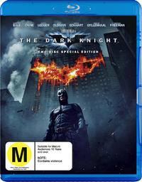The Dark Knight (2 Disc Set) on Blu-ray