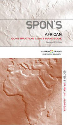 Spon's African Construction Cost Handbook by Franklin Andrews