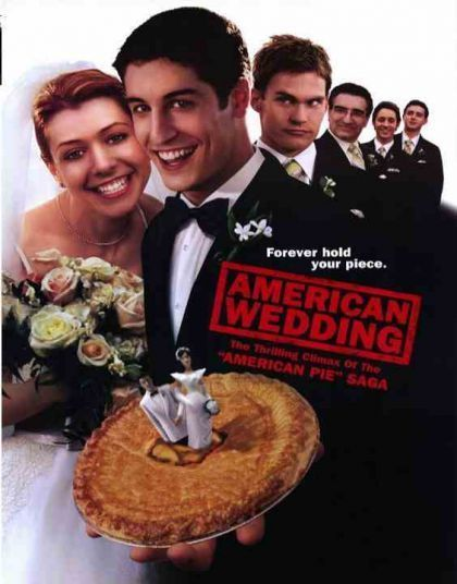 American  Pie - The Wedding on DVD