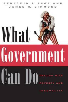 What Government Can Do by James Simmons