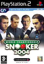 World Championship Snooker 2004 for PlayStation 2