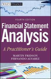 Financial Statement Analysis by Martin S Fridson