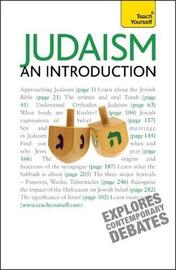 Judaism - An Introduction: Teach Yourself by C.M. Hoffman