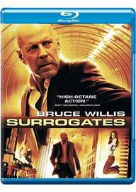 Surrogates on Blu-ray