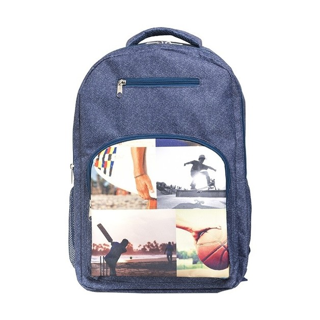 Spencil: Sports Collage - Backpack