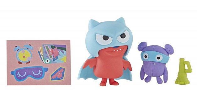 Ugly Dolls: Surprise Disguise Figure - Super Lucky Bat
